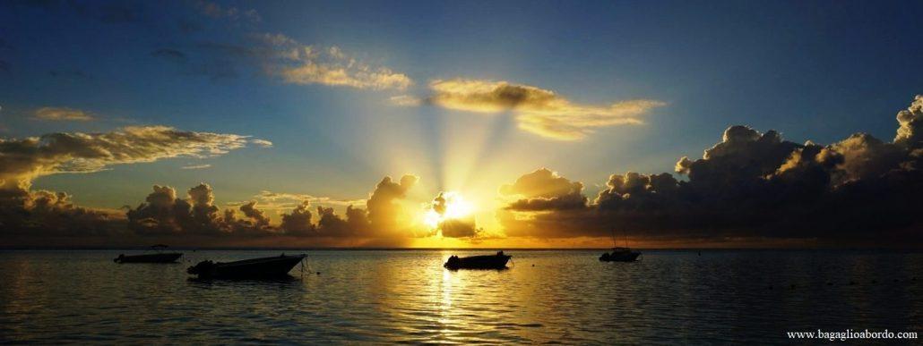 nella luce del tramonto c'è sempre una speranza