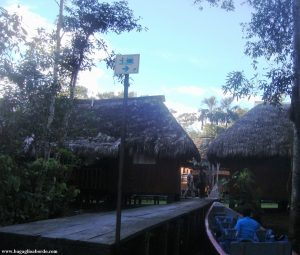 dove dormire nella giungla