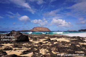 le spiagge di La Graciosa, Canarie
