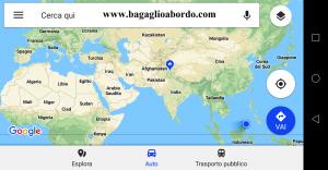 con le mappe offline di Google Maps sai sempre dove ti trovi