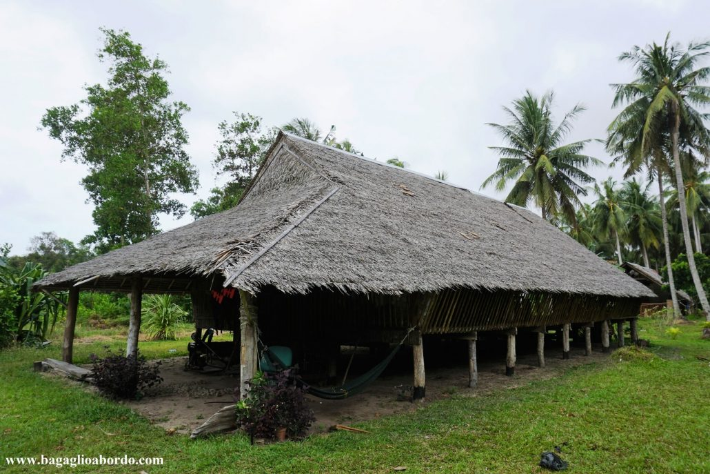 etnie del Borneo Malese