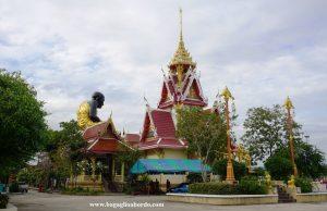 il luogo di culto dei monaci buddisti