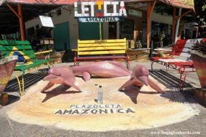 le tre frontiere dell'Amazzonia