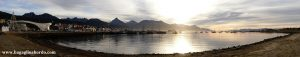 alba a Ushuaia