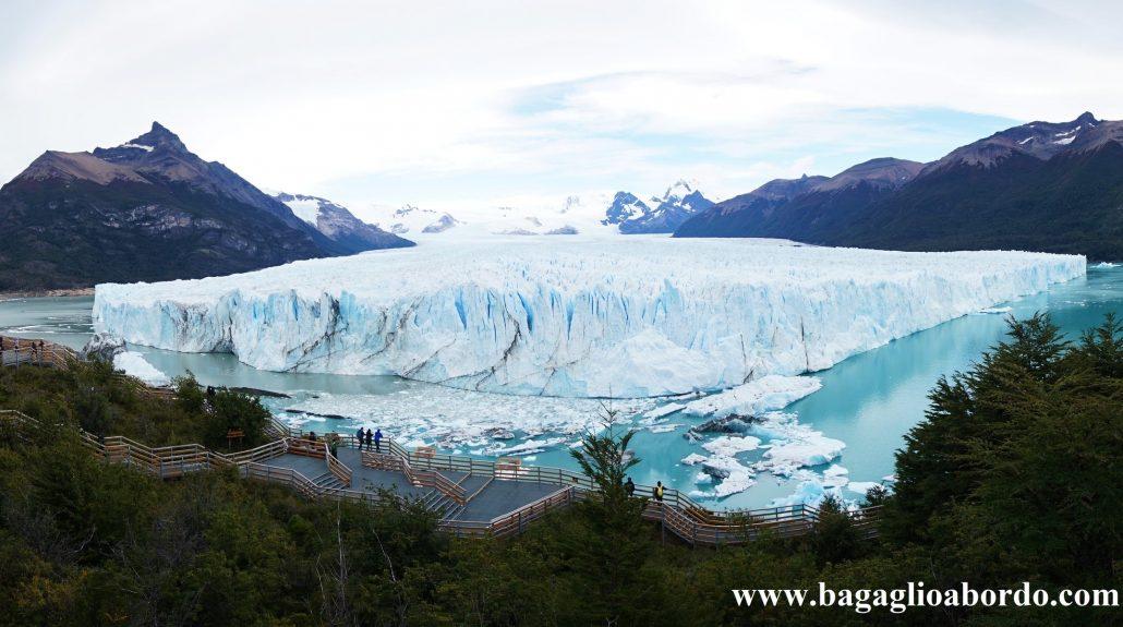 itinerario patagonia