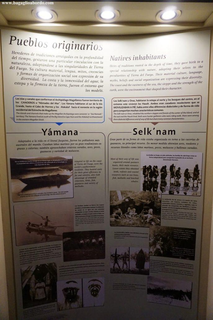 la storia degli Yamana