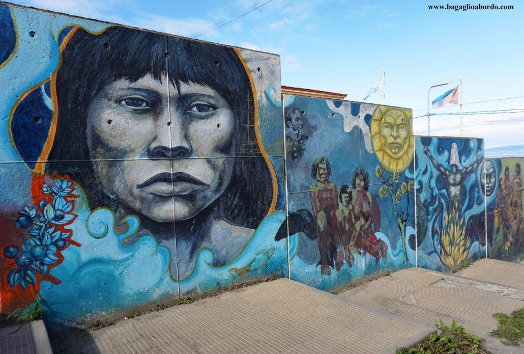 memorie delle antiche tribù di Tierra del Fuego