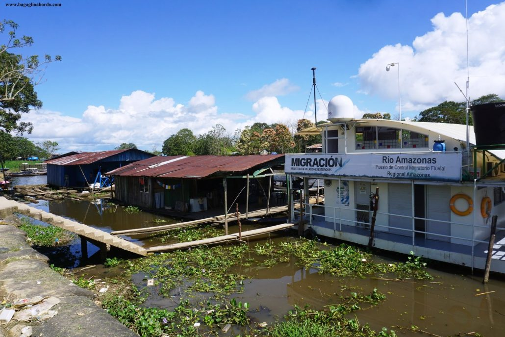 frontiera Las Tres Fronteras Amazzonia