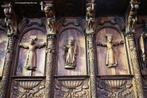 il monastero di Sucre in Bolivia